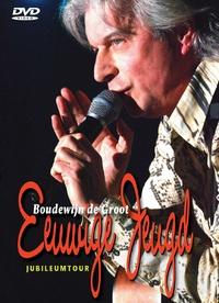 Boudewijn De Groot - Eeuwige Jeugd (Jubileumtour)-DVD