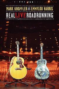 Mark Knopfler And Emmylou Harris - Real Live Roadrunning-DVD