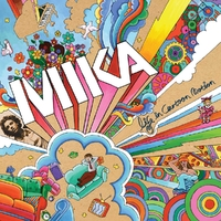 Life In Cartoon Motion-Mika-CD