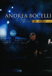 Andrea Bocelli-Vivere Live In Tuscany-DVD