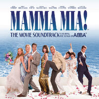 Mamma Mia-Original Soundtrack-CD