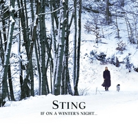 If On A Winter's Night-Sting-CD