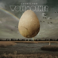 Cosmic Egg-Wolfmother-CD