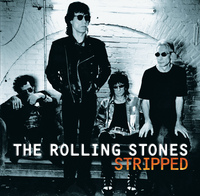 Stripped -Remast--The Rolling Stones-CD