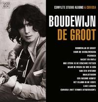 Complete Studio Albums & Curiosa-Boudewijn de Groot-CD