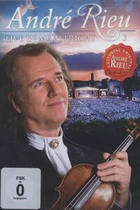 Andre Rieu - Live In Maastricht 3-DVD