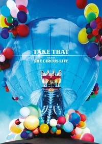 Take That - The Circus Live At Wembley-DVD