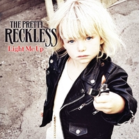 Light Me Up-The Pretty Reckless-CD