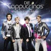 Party Auf Dem Mond-Die Cappuccinos-CD