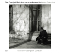 Music Of Georges I. Gurdjieff-The Gurdjieff Folk Instruments Ensemble-CD