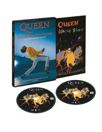 Queen - Live At Wembley Stadium (25th Anniversary Edition)-DVD