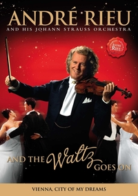 Andre Rieu - And The Waltz Goes On-DVD