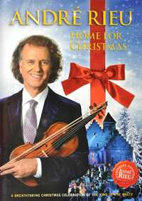 Andre Rieu - Home For Christmas-DVD