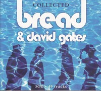 Bread & David Gates - Collected (3 CD)-Bread, David Gates-CD