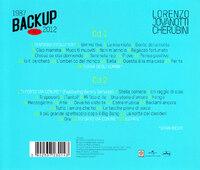 Backup 1987 - 2012 Il Best-Jovanotti-CD