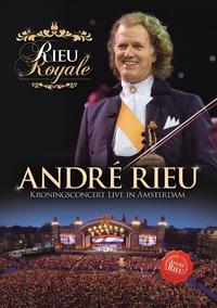 Andre Rieu - Rieu Royale - Koningsdag Amsterdam-DVD