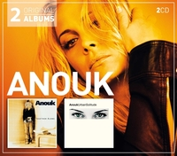 2 For 1: Together Alone & Urban Solitude-Anouk-CD