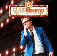 Groots Met Een Zachte G 2013-Guus Meeuwis-CD