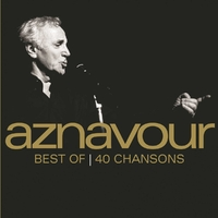 Best Of 40 Chansons-Charles Aznavour-CD