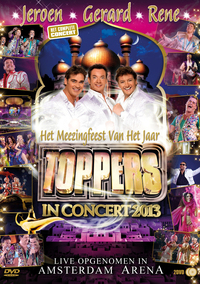 Toppers In Concert 2013-DVD