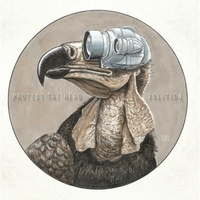 Volition-Protest The Hero-CD