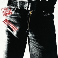 Sticky Fingers-The Rolling Stones-LP