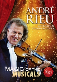 Andre Rieu - Magic Of The Musicals-DVD