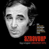 Aznavour Sings In English - Officia-Charles Aznavour-CD