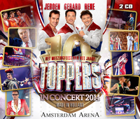 Toppers In Concert 2014-De Toppers-CD
