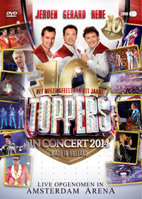 Toppers - Toppers In Concert 2014-DVD