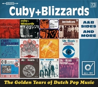 The Golden Years Of Dutch Pop Music: Cuby And The Blizzards-Cuby And The Blizzards-CD