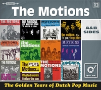 The Golden Years Of Dutch Pop Music: The Motions-The Motions-CD