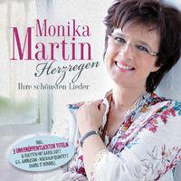 Herzregen - Ihre Schonsten Lieder-Monika Martin-CD
