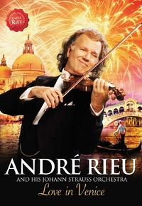 Andre Rieu - Love In Venice-DVD