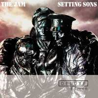 Setting Sons (Deluxe Edition)-The Jam-CD