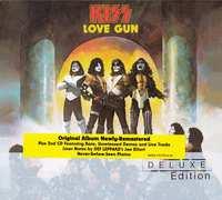 Love Gun (Deluxe Edition)-Kiss-CD