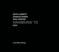 Hamburg '72-Charlie Haden, Keith Jarrett, Paul Motian-CD