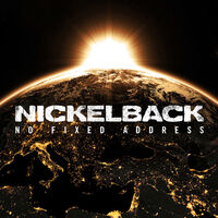 No Fixed Address-Nickelback-CD