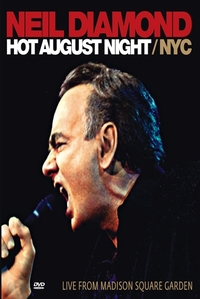 Neil Diamond - Hot August Night / Nyc-DVD