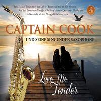 Love Me Tender-Captain Cook-CD