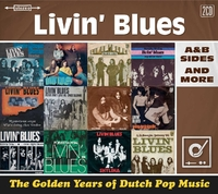 The Golden Years Of Dutch Pop Music: Livin' Blues-Livin' Blues-CD
