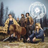 Farm Machine-Steve'n'seagulls-CD
