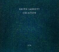 Creation (Piano Solo)-Keith Jarrett-CD