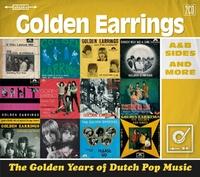 The Golden Years Of Dutch Pop Music: Golden Earrings-Golden Earrings-CD