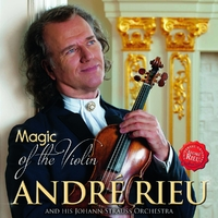 Magic Of The Violin-Andre Rieu, Johann Strauss Orchestra-CD