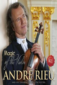 Rieu,Andre/Strauss Orchestra,Johann - Magic Of The Violin-DVD