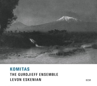 Komitas-The Gurdjieff Folk Instruments Ensemble-CD