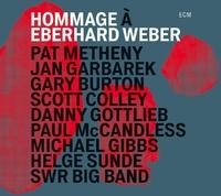 Hommage A Eberhard Weber-Pat Metheny-CD