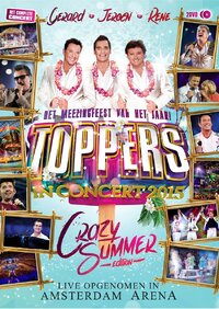 Toppers In Concert 2015 - Crazy Summer / Edition (2 DVD)-DVD