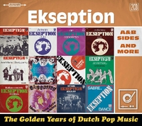The Golden Years Of Dutch Pop Music: Ekseption-Ekseption-CD